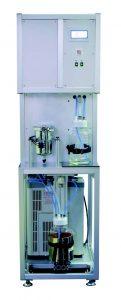 ソックスレー自動抽出装置 溶剤洗浄